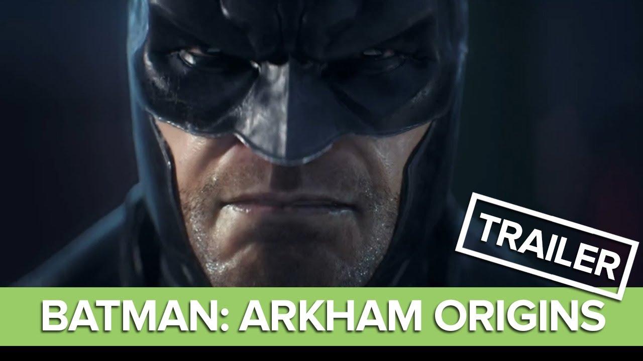 Download Batman Arkham Origins Trailer - Batman Arkham Origins Deathstroke Teaser