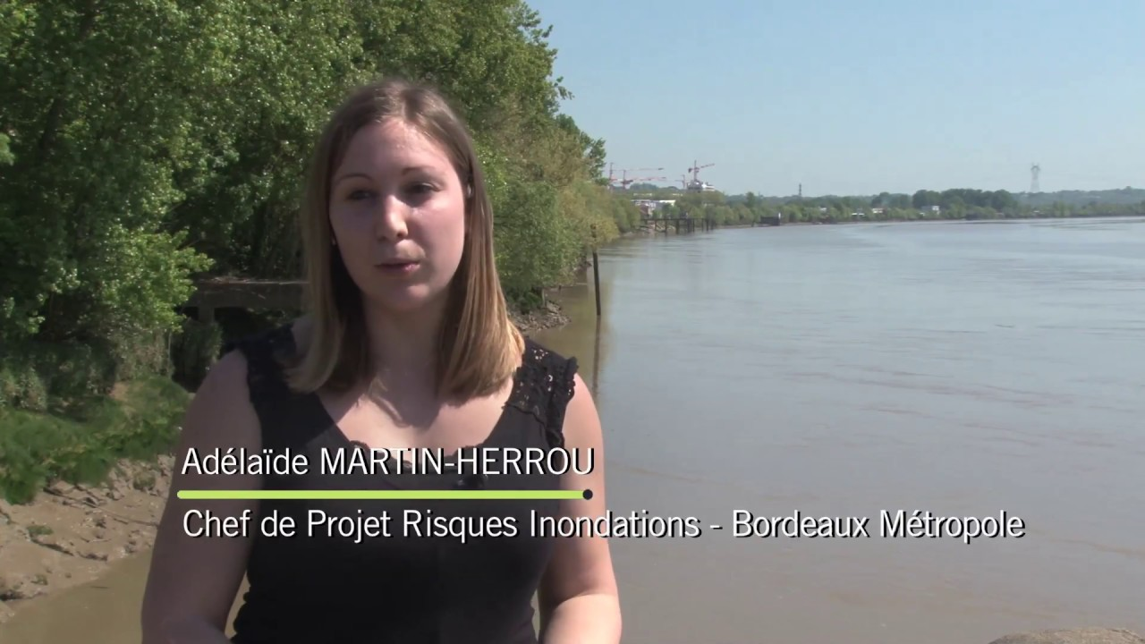 Vidéo du  chantier de renforcement des digues - Plaines rive droite