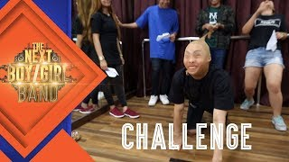 STOCKING CHALLENGE FEAT. COCO MALVIN | #12 CHALLENGE | The Next Boy/Girl Band S2 GTV
