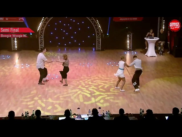 Semi Final BWMC - CHANTON Ludovic - AUREL Stacy & OLSEN BYE Sondre - GEORGIIEVSKA Tatiana