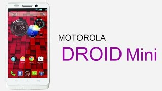 motorola Droid Mini  Specifications and Features