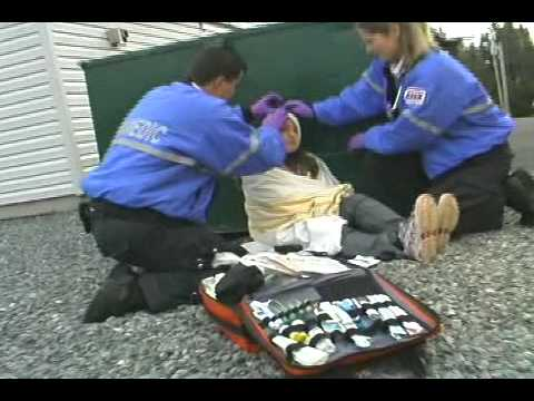 Nova Scotia EHS Ground Ambulance & Paramedic Promo Video