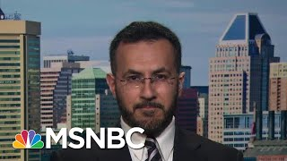 Muslim U.S. Marine on 'Go Back To Where You Came From' Rhetoric | Velshi & Ruhle | MSNBC