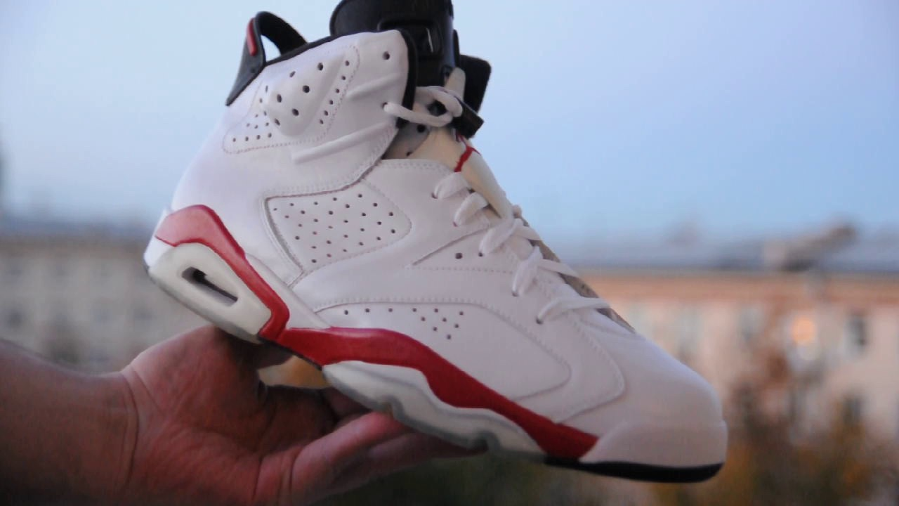 low priced 1cce8 a360d 2010 Air Jordan 6 (VI) Retro ''Bulls / Varsity Red''
