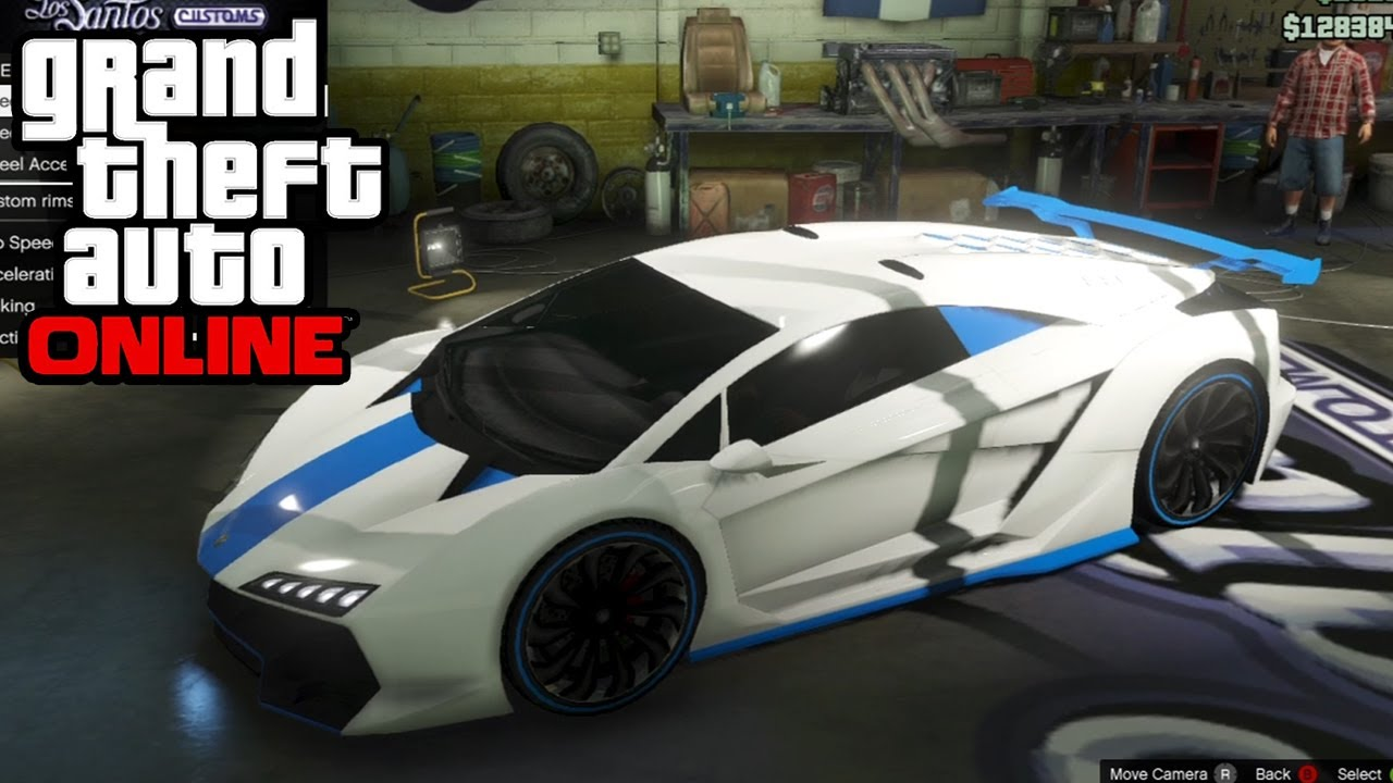 Gta 5 Zentorno | www.pixshark.com - Images Galleries With ...