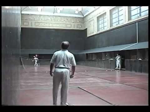 Court tennis Greentree Manhasset, N.Y. 1997