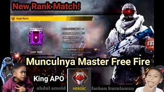 Download lagu King APO Master Heroic! Aksi Kocak Master Free Fire | Youtuber Gaming Tasikmalaya