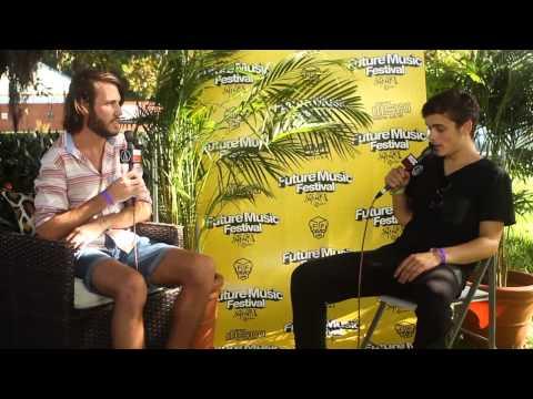 Future Music Festival 2014 Interviews: Martin Garrix