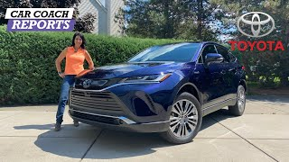 2021 Toyota Venza Hybrid is a 40 MPG Lexus at Reasonable Price