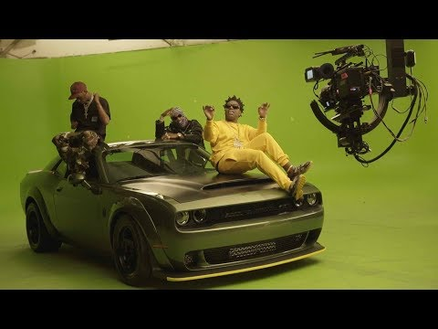Kodak Black - ZeZe feat. Travis Scott & Offset [Official Behind The Scenes] Mp3