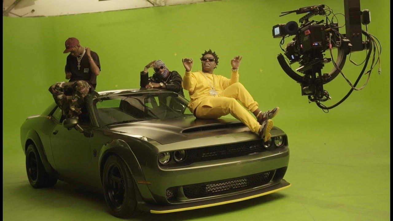 Download Kodak Black - ZeZe feat. Travis Scott & Offset [Official Behind The Scenes]