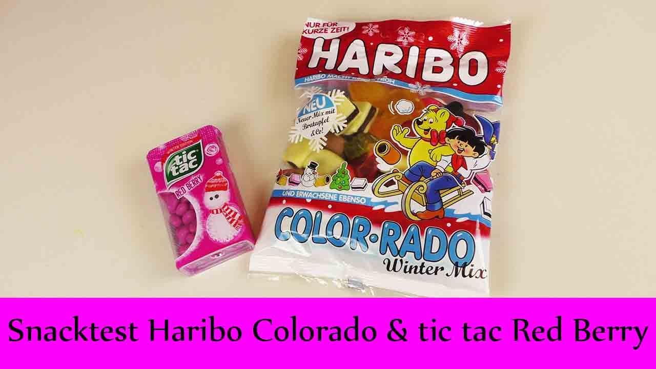 Haribo Weihnachten.Diy Inspiration Snacktest Haribo Color Rado Winter Mix Tictac Red Berry Weihnachten