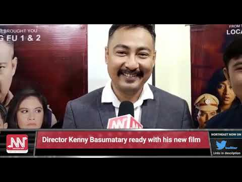 Local Kung Fu director Kenny Basumatary ready with new film Suspended Inspector Boro