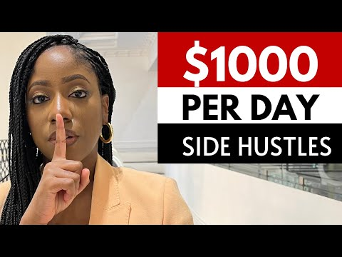 The BEST 2021 Side Hustle for WOMEN that nobody talks about ?/ Make money online 2021