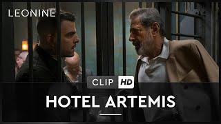 "HOTEL ARTEMIS | Clip ""Polizei"" | HD | Offiziell | Kinostart: 26. Juli 2018"