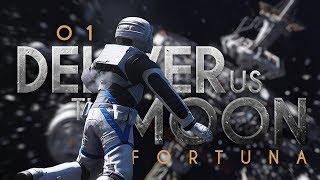 Deliver Us The Moon: Fortuna (PL) #1 - Intrygująca gra o kosmosie (Gameplay PL)