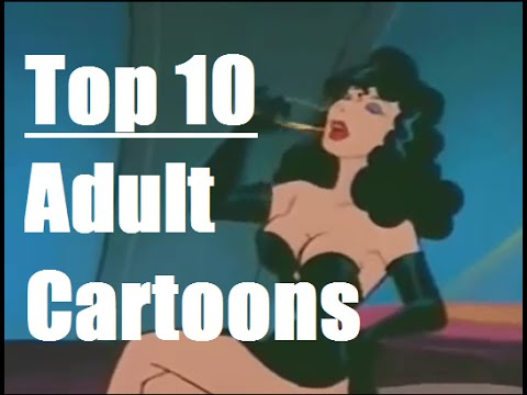 cartoon adult boob