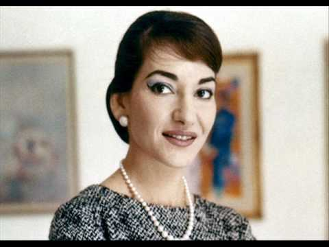 Maria callas printemps qui commence youtube - Norma casta diva bellini ...
