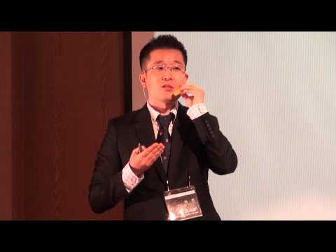 Why Busan has advantages in becoming a city of start-up (부산이 창업에 유리한 이유): Hyun Park at TEDxBusan