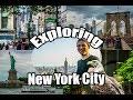 My Travel Diary - United States (#NewYork #NewJersey #Manhatten #Brooklyn) #Vlog 2018