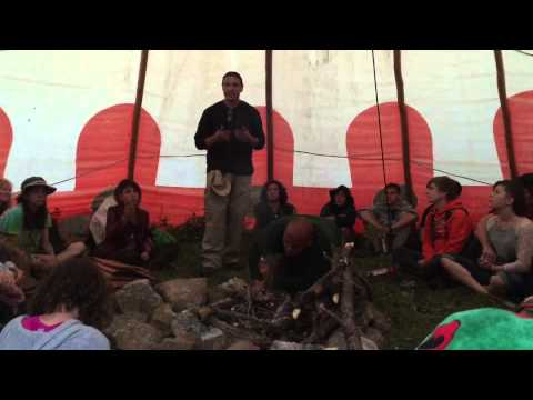 (4 of 5) Black Hills Rainbow Gathering Documentary 2015