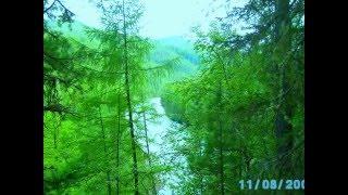 Рыбная река АГУЛ, Ирбейского района,  Красноярского края...