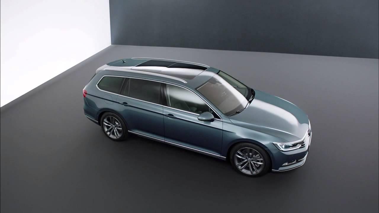 2015 Volkswagen Passat Variant (Wagon) - YouTube