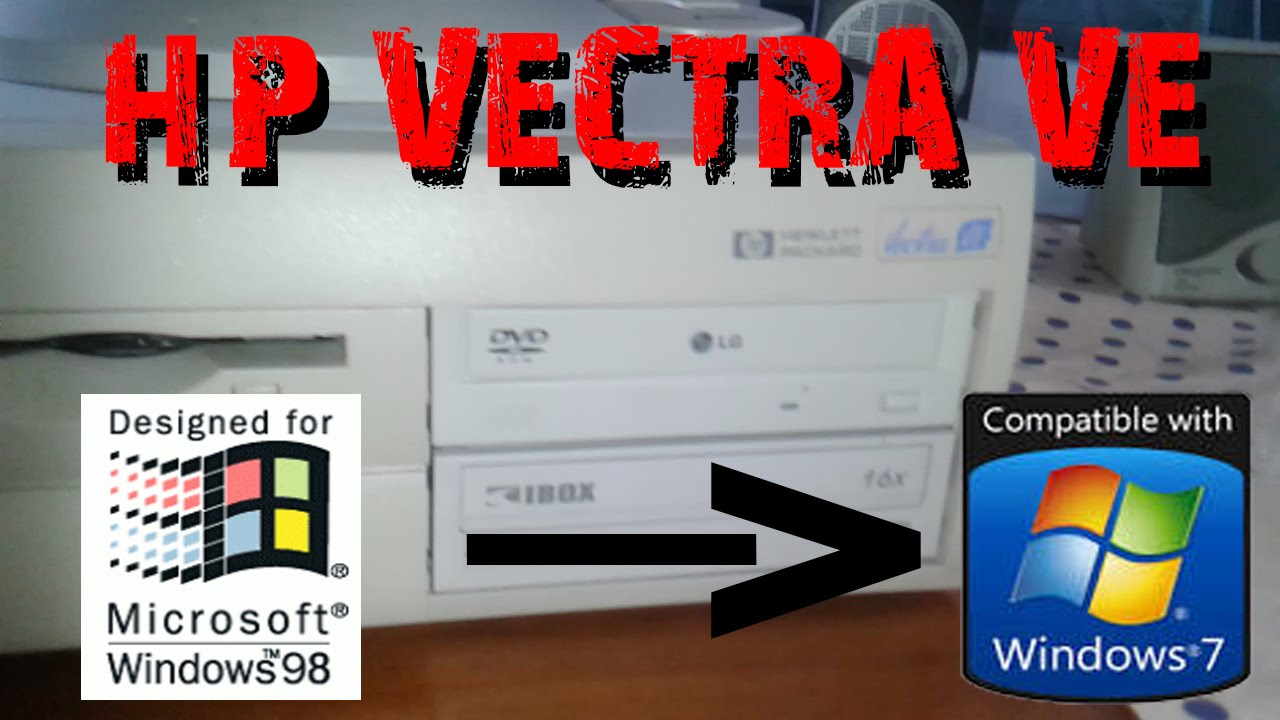 HP VECTRA VE DRIVERS FOR PC