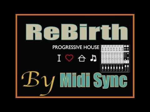 Download Midi Sync, ReBirth Progressive House April 2021   SD 480p