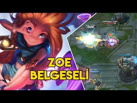 Bir Zoe Belgeseli #AşırıDengeli