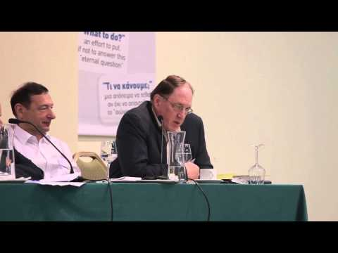 The Delphi Initiative - Speech by James Galbraith