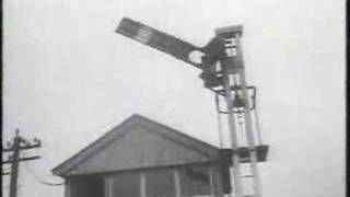 Pathe News Clip 'Railmobile' c1962