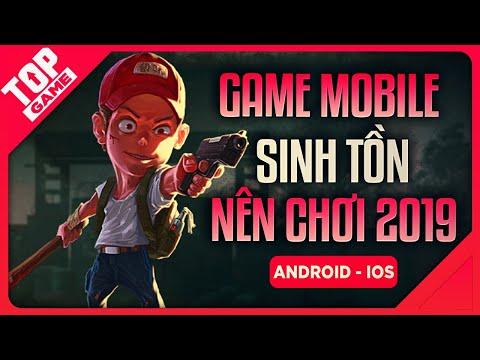 """[Topgame] """"Thích Mạo Hiểm & Khám Phá"""" Đây Là Top Game Mobile Sinh Tồn 2019 Cho Bạn"""