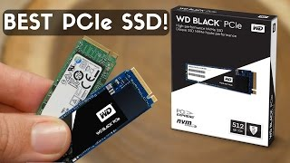 The BEST PCIe SSD! WD Black PCIe vs SATA Benchmarks