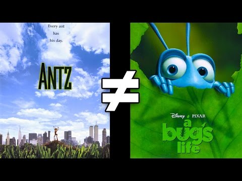 Low Budget Commentary Track: Antz (1998)