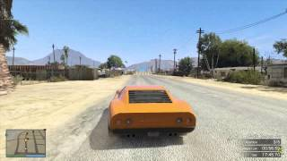 Relay Race: The Switchover - GTA V Online