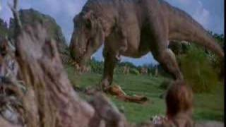 Game | Jurassic Park T rex Music Video | Jurassic Park T rex Music Video