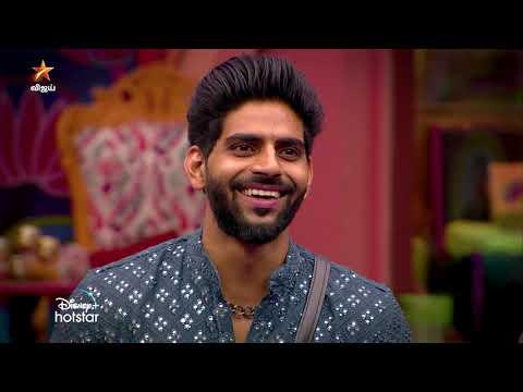 Bigg Boss Tamil Season 4  | 10th January 2021 - Promo 1