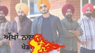 Yaara Di Army || Virasat Sandhu || new Punjabi WhatsApp status || new Punjabi hit WhatsApp status