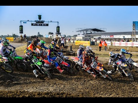 MXGP Of Thailand 2015 MXGP FULL Qualifying Race - Motocross