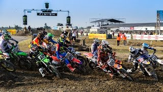Repeat youtube video MXGP of Thailand 2015 MXGP FULL Qualifying Race - motocross