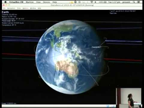 [linux.conf.au 2014] DistroAstro: Linux for Astronomers