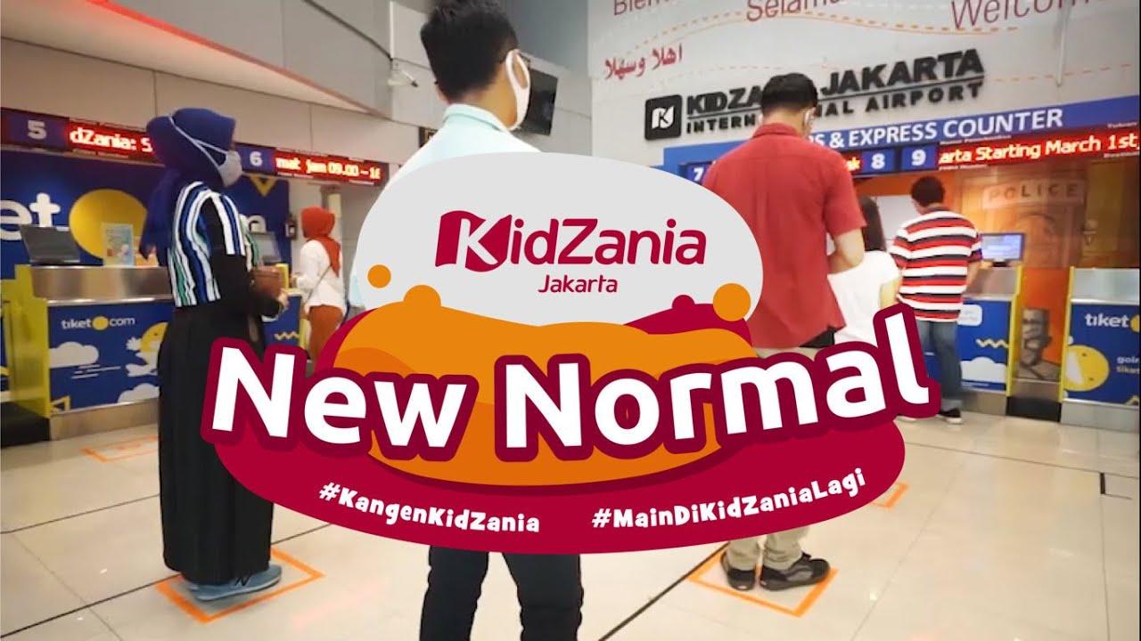 Protokol Kesehatan KidZania Jakarta