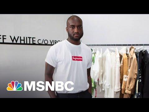 Designer Virgil Abloh Upends The Fashion World