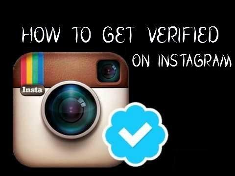 ︱ How to get verified on Instagram ︱ Tutorijal︱
