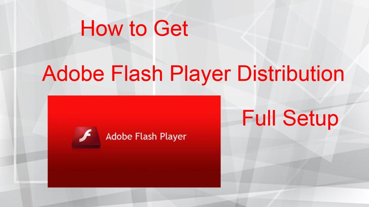 Flash Player Test - #GolfClub