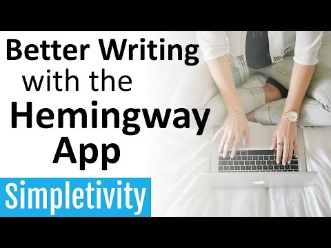 Better Writing with the Hemingway App (Online Editor Review)