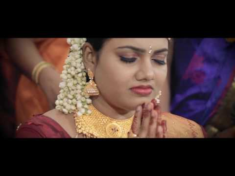 Saarattu Vandiyila from Kaatru Veliyidai | Wedding video | Solbrothers