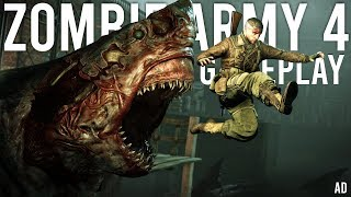Zombie Army 4 Gameplay + First Impressions