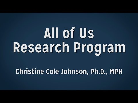 All of Us Research Program Launches Nationally May 6, and Henry Ford has Lead Role